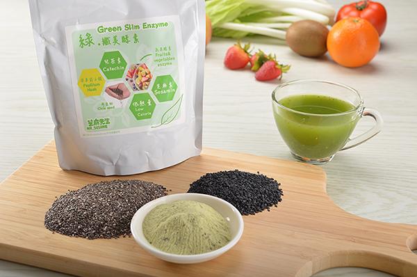 綠纖美酵素