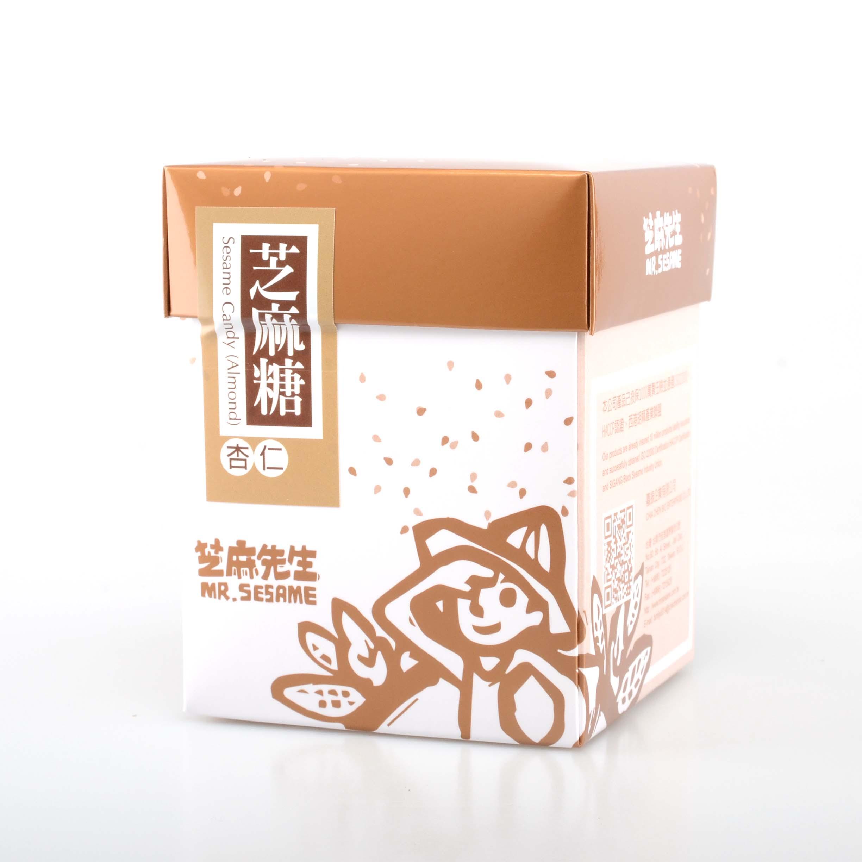 芝麻糖(杏仁口味)